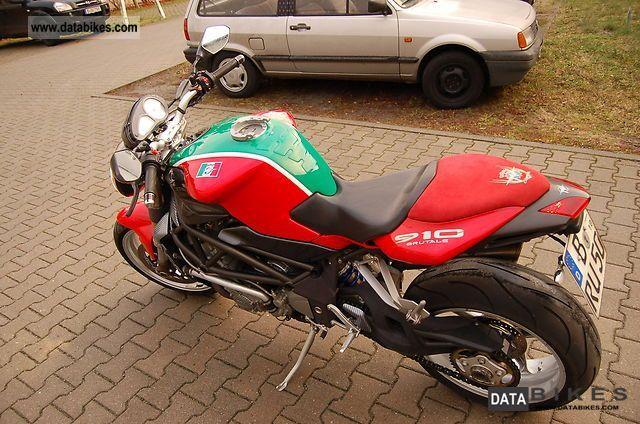 2004 MV Agusta  Brutal Motorcycle Sports/Super Sports Bike photo