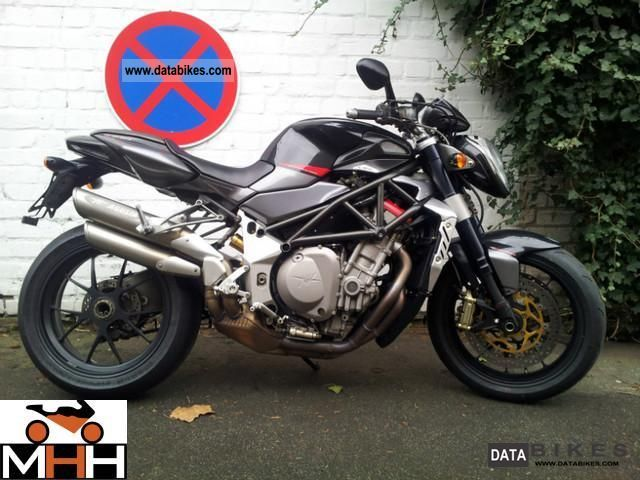 2007 MV Agusta  R brutal, well maintained, ensuring Motorcycle Naked Bike photo