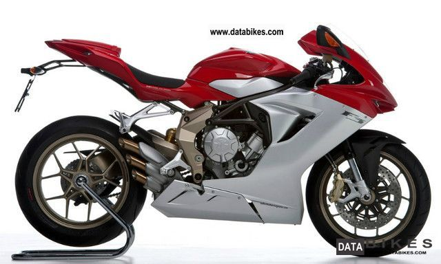 2011 MV Agusta  F3 EAS Motorcycle Sports/Super Sports Bike photo