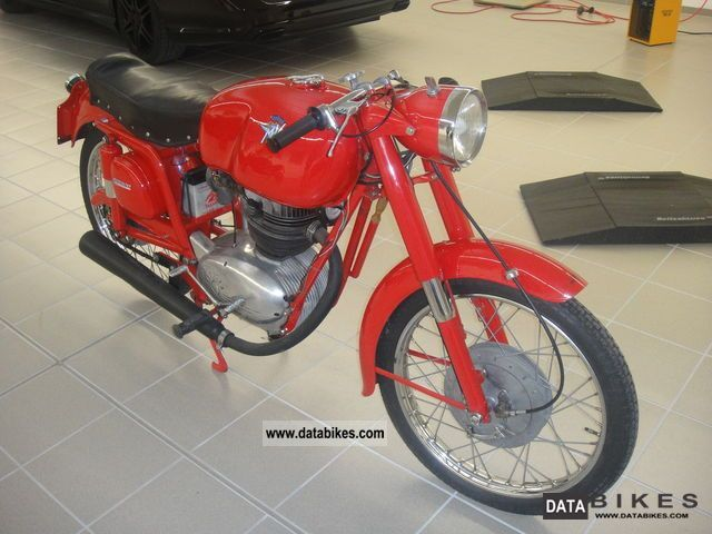 MV Agusta  CSTAL 1961 Vintage, Classic and Old Bikes photo