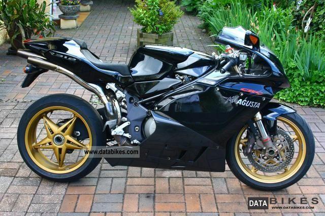 2007 MV Agusta  F4 1000 RR 312 Carbon / Magnesium Motorcycle Sports/Super Sports Bike photo