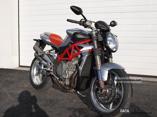2008 MV Agusta  Brutale 750 S Motorcycle Naked Bike photo
