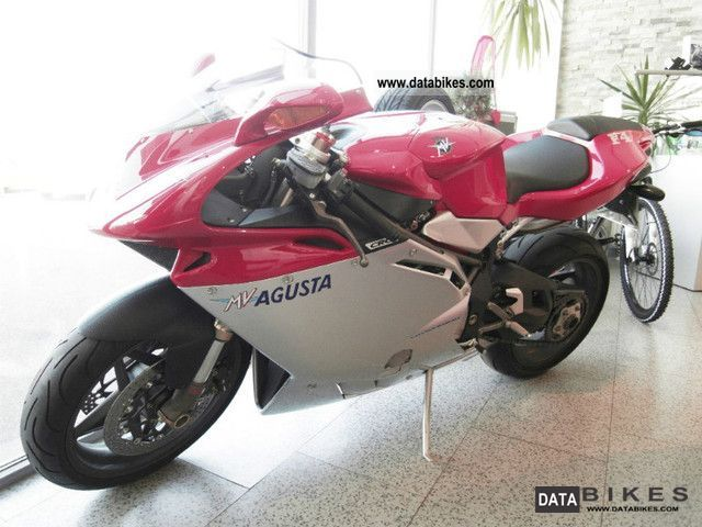 2000 MV Agusta  F4 Motorcycle Sports/Super Sports Bike photo
