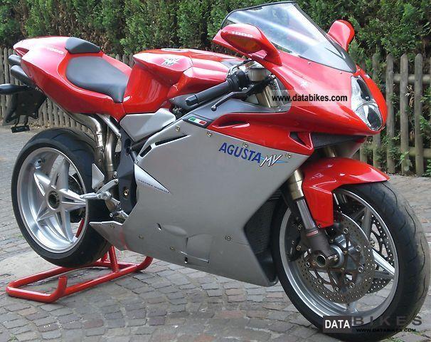 2006 MV Agusta  F4 Motorcycle Motorcycle photo