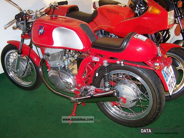 MV Agusta  350 1973 Vintage, Classic and Old Bikes photo
