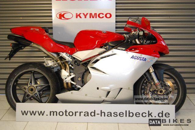 2001 MV Agusta  F 4750 Motorcycle Sports/Super Sports Bike photo