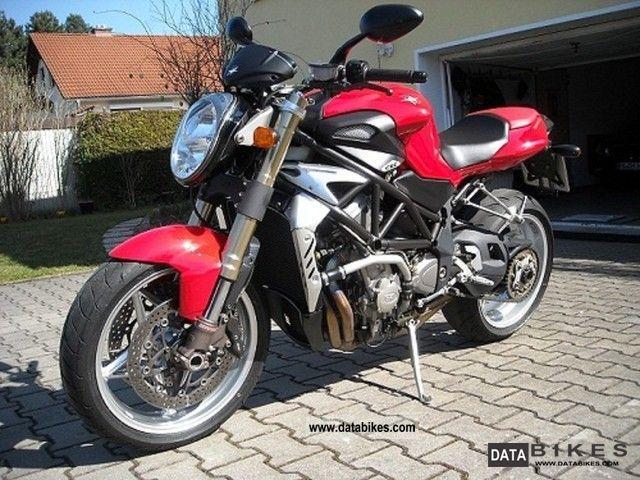 2007 MV Agusta  910 Motorcycle Naked Bike photo