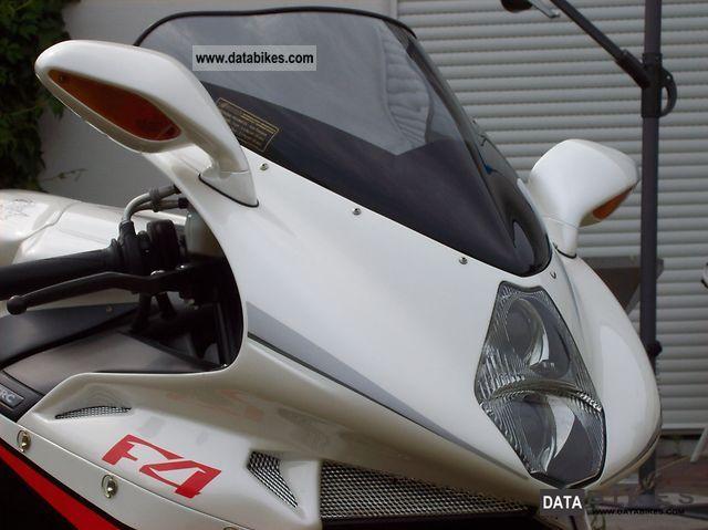 MV Agusta  F4 1078 RR 312 2010 Sports/Super Sports Bike photo