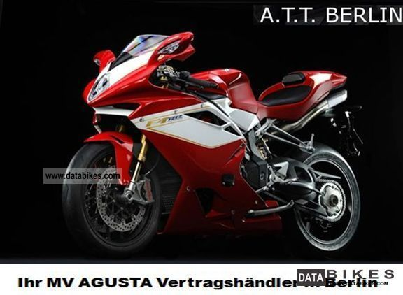 2011 MV Agusta  F4RR 1000 - 2012 - pure elegance and strength! Motorcycle Naked Bike photo
