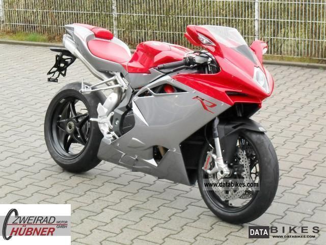 MV Agusta  F4R 1000 Modell2012 \195HP! 2011 Sports/Super Sports Bike photo