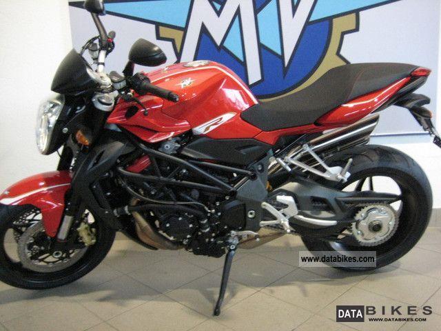2011 MV Agusta  Brutale 1090R Motorcycle Naked Bike photo