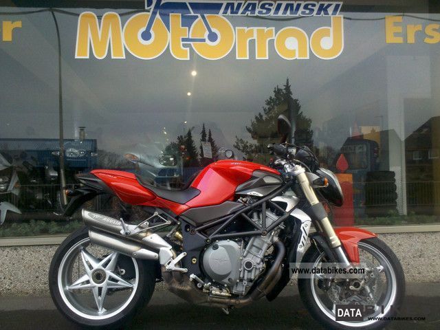MV Agusta  F4 Brutale 750 S TOP! 2007 Motorcycle photo