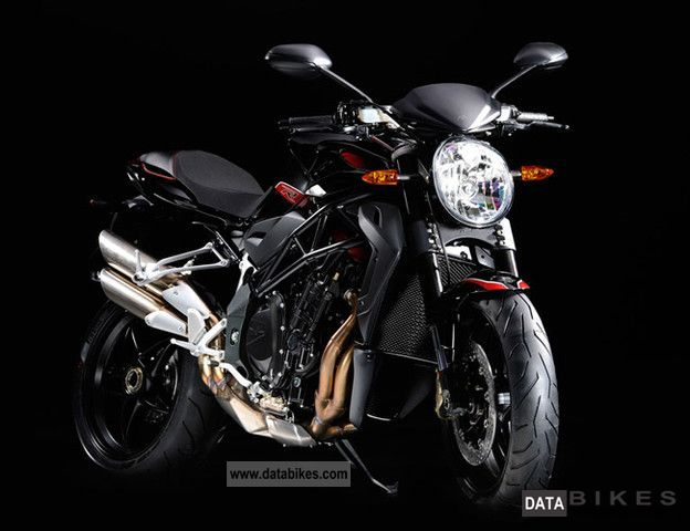 2011 MV Agusta  Brutal R 1090, shipping nationwide € 99, - Motorcycle Naked Bike photo