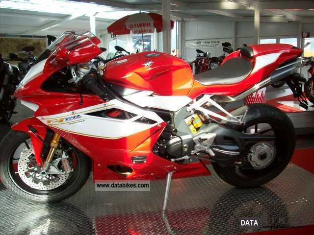 2011 MV Agusta  F4 RR 1000 Special price: instead of 22 900 Motorcycle Sports/Super Sports Bike photo
