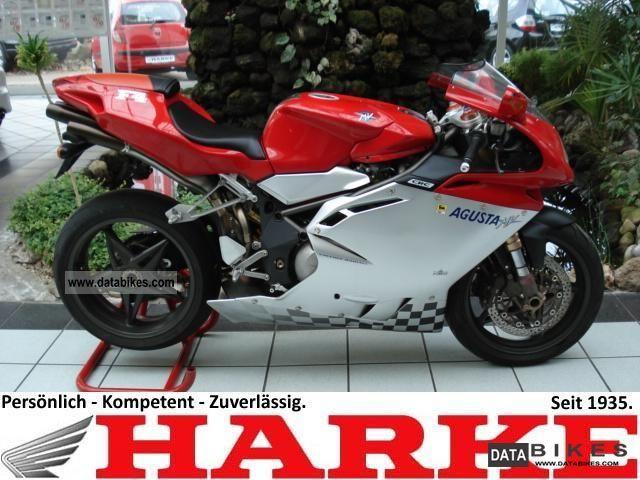 2007 MV Agusta  F4 750 Motorcycle Sports/Super Sports Bike photo