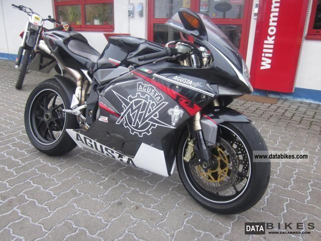 2007 MV Agusta  F4 1000 R Motorcycle Sports/Super Sports Bike photo