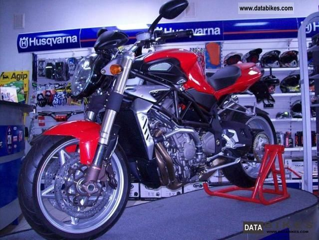 2011 MV Agusta  Brutal Motorcycle Streetfighter photo