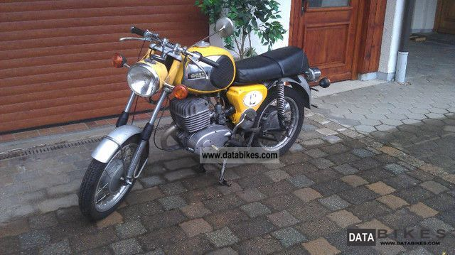 Mz  TS 250 1975 Vintage, Classic and Old Bikes photo