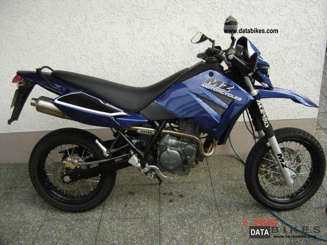2006 Mz  Sm Motorcycle Super Moto photo