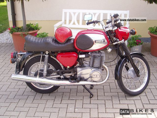 Mz  TS 250/1 1979 Vintage, Classic and Old Bikes photo