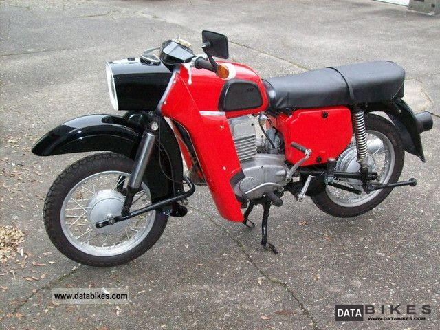 Mz  ES 175/2 1970 Vintage, Classic and Old Bikes photo