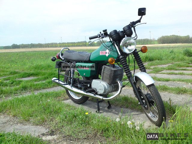 1985 Mz  ETZ 250 Motorcycle Motorcycle photo