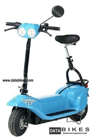 2001 Mz Charly Electric Scooters New Battery