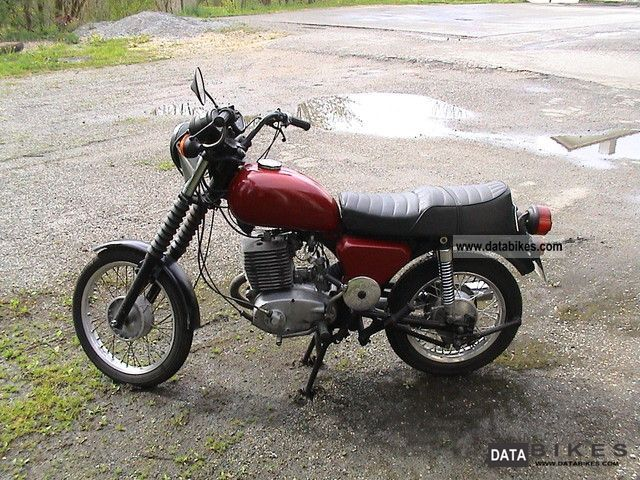 1974 Mz  2 motorcycles TS 250 with 1x vape ignition Motorcycle Motorcycle photo