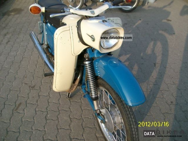Mz  ES 150 1972 Vintage, Classic and Old Bikes photo