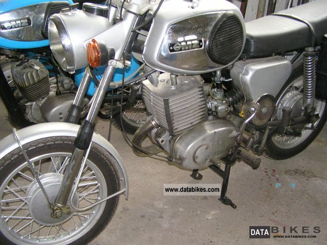 Mz  TS 250 1977 Vintage, Classic and Old Bikes photo