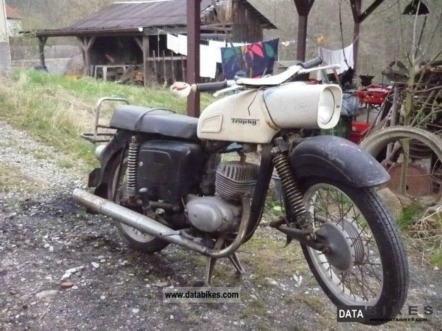 Mz  ES 125/150 1972 Vintage, Classic and Old Bikes photo