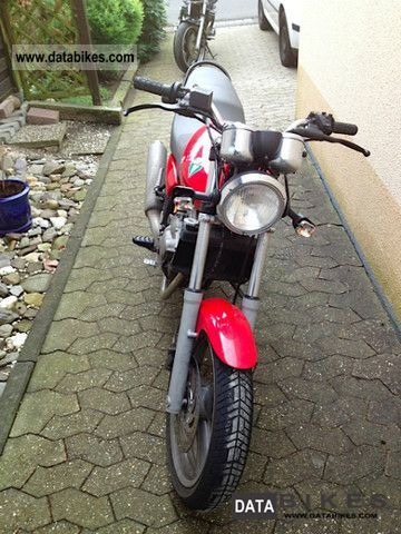 2000 Mz  RT 125 Motorcycle Lightweight Motorcycle/Motorbike photo