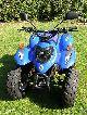 2004 Mz  Panther 50 Motorcycle Quad photo 1