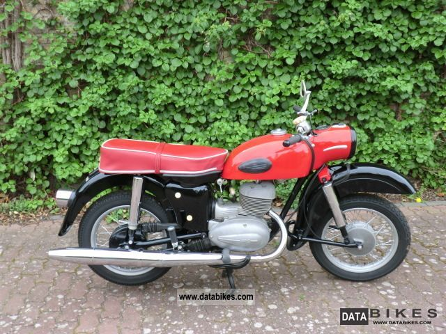 Mz  it is 175/1 1968 Vintage, Classic and Old Bikes photo