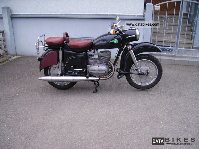 Mz  ES 250/0 1958 Vintage, Classic and Old Bikes photo