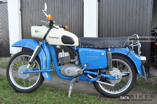 Mz  ES150 1960 Vintage, Classic and Old Bikes photo