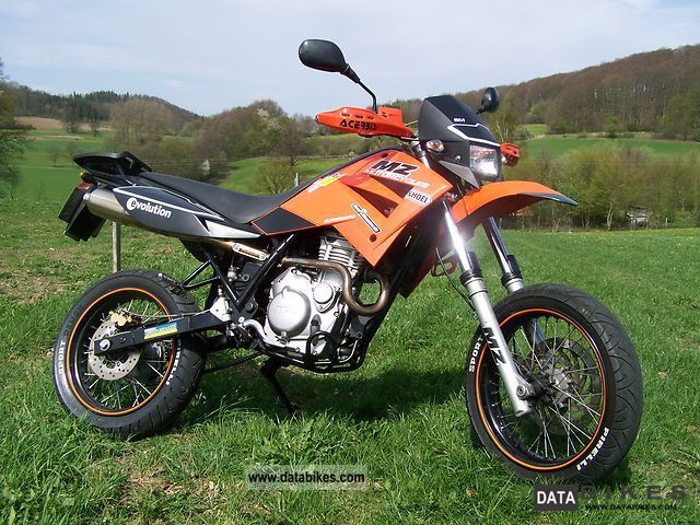 2007 Mz  SM 125 Motorcycle Motorcycle photo