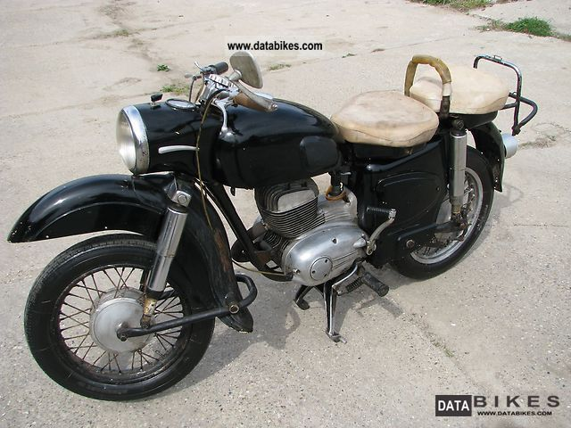 Mz  250 ES Free Super Saver ETZ TS 1962 Vintage, Classic and Old Bikes photo