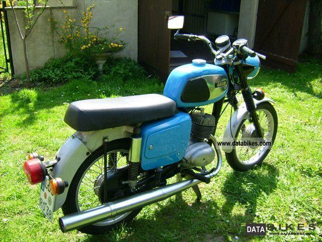 1984 Mz TS 150