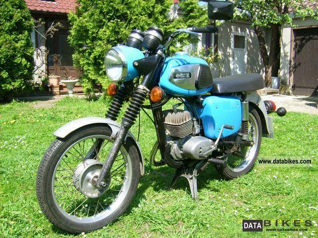 1984 Mz TS 150 deluxe