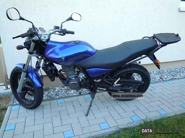 2007 Mz  MUZ RT 125 Motorcycle Motorcycle photo