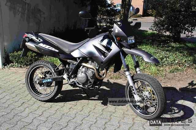 2006 Mz  125 Supermoto Motorcycle Lightweight Motorcycle/Motorbike photo