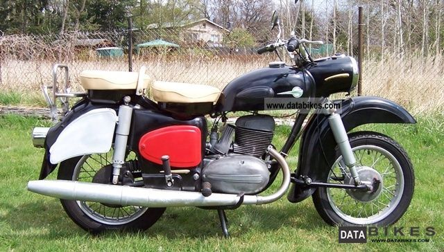 1963 Mz  ES 300 Motorcycle Motorcycle photo