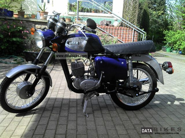 Mz  TS150 1975 Vintage, Classic and Old Bikes photo