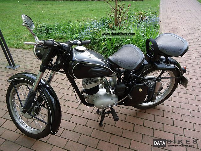 Mz  RT / 3 1959 Vintage, Classic and Old Bikes photo
