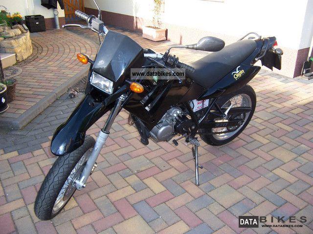 2004 Mz  125 SM Motorcycle Super Moto photo