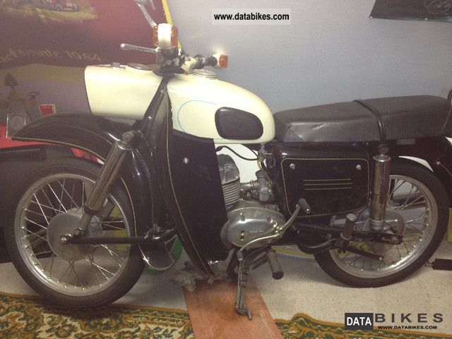 Mz  ES 125 1963 Vintage, Classic and Old Bikes photo