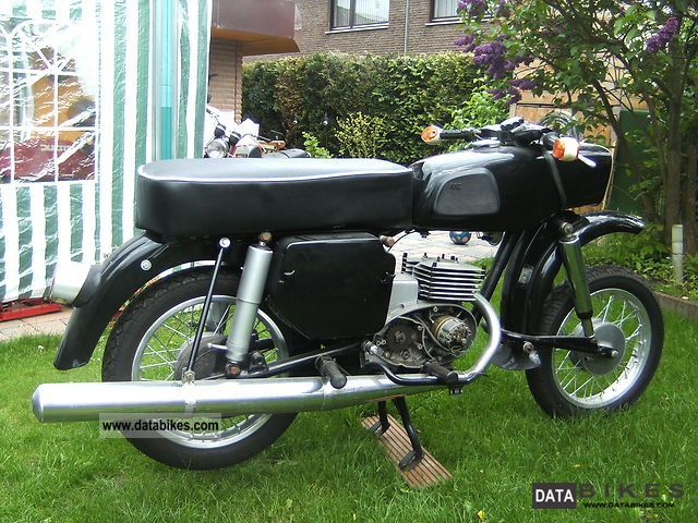 Mz  ES / 2 1967 Vintage, Classic and Old Bikes photo