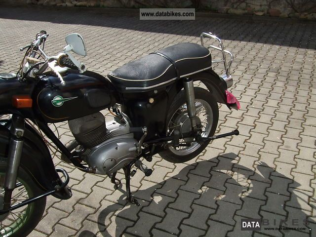 Mz  ES 250/1 1964 Vintage, Classic and Old Bikes photo
