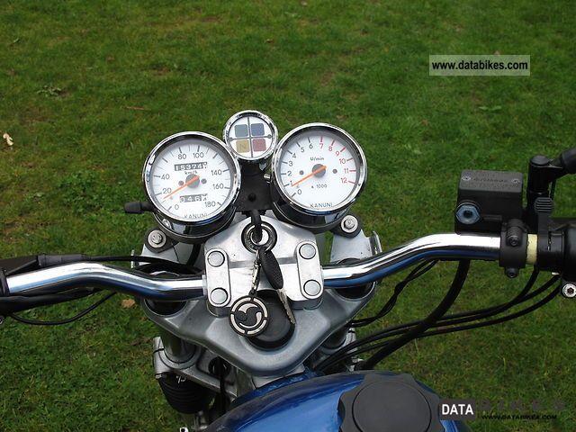 MZ ETZ 301 300 cm³ 1998 - Jyväskylä - Motorcycle - Nettimoto